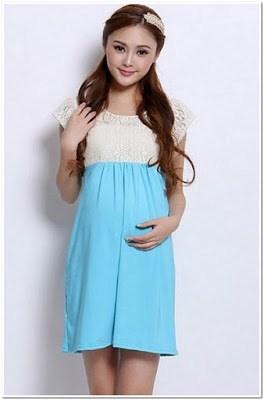 model dress ibu hamil modern
