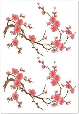 Aneka Motif Bunga Sakura