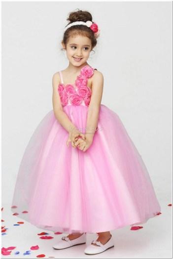 baju pesta anak perempuan umur 8 tahun gemes