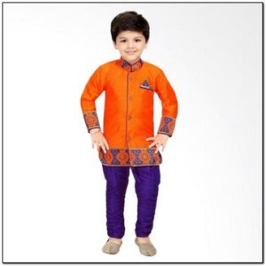 Aneka Baju Koko Anak Model India