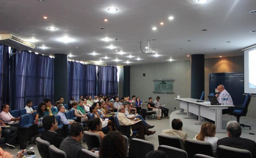 ADUSC participa de encontro para reflexões iniciais sobre Estatuinte na UESC