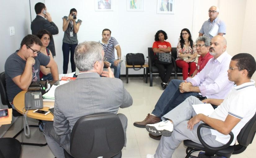 Fórum das ADs vai à AL-BA cobrar agilidade na aprovação do PL do quadro de vagas