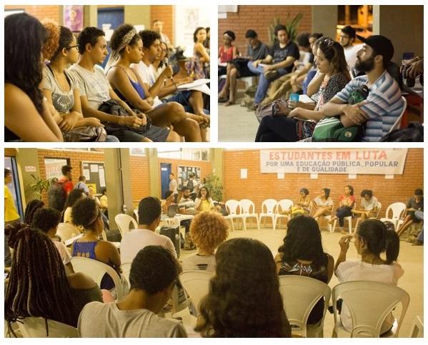 Plenária estudantil cria movimento de luta na UESC