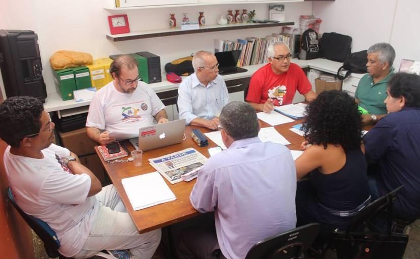 Reuniões ampliadas da ADUSC fortalece radicalização das lutas em defesa dos salários,dos direitos docentes e das Universidades Estaduais Baianas