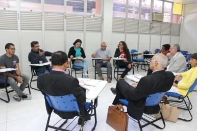 Fórum das ADs e de Reitores se reuniram no dia 8 de Junho, em Salvador. Foto: Ascom Fórum das ADs