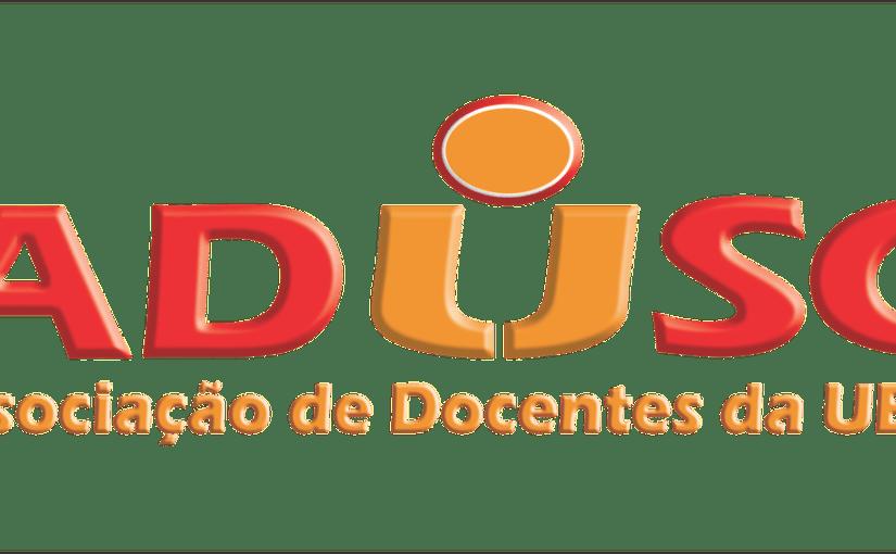 """ADUSC cobra da reitoria compromisso com autonomia universitária em """"Operação D.E."""""""