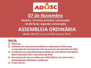 11.07 assembleia