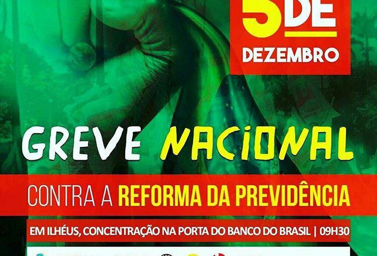 MESMO COM RECUO DAS CENTRAIS, MOVIMENTO DOCENTE MANTÉM MOBILIZAÇÃO DIA 5 DE DEZEMBRO