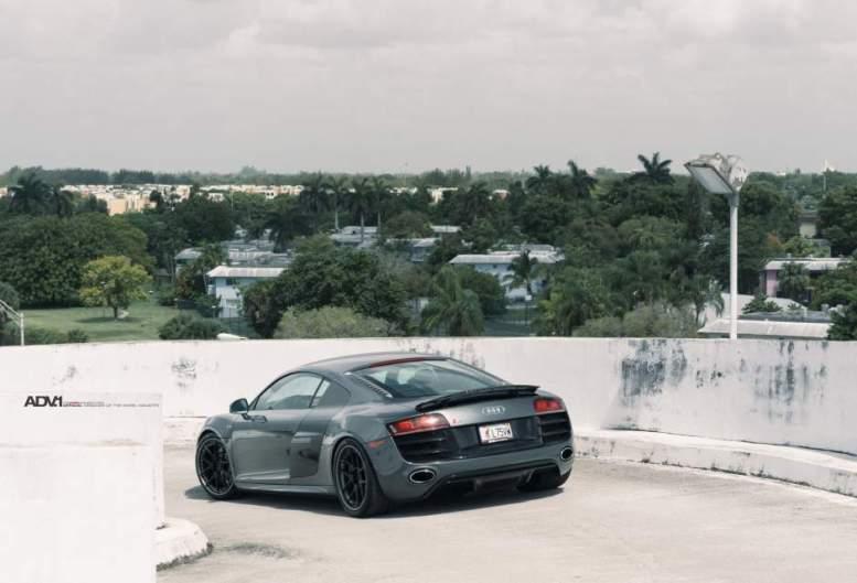 Audi R8 V10 - ADV5.0 Track Spec SL
