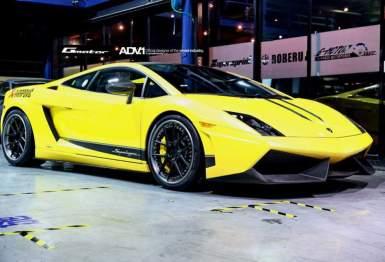 Lambroghini Gallardo Superlegger - ADV5.0 Track Spec SL