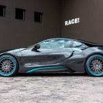 Race Upgrades A Bmw I8 With Adv15 Track Spec Sl Series Wheels Adv 1 Wheels