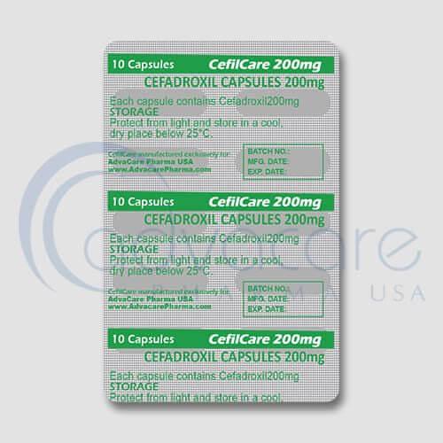 Cefadroxil Capsules   AdvaCare Pharma