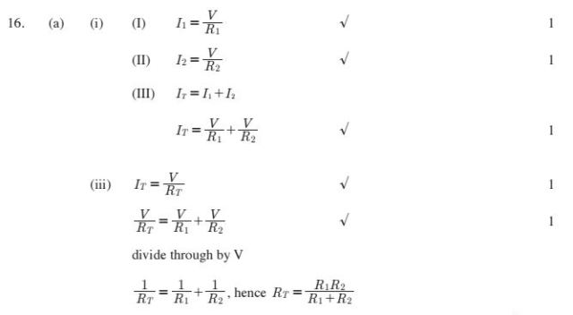 KCSE Physics Paper 1 2014 PDF: Free Past Papers 20