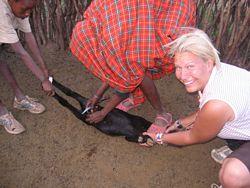 Kenya Volunteers Project 61