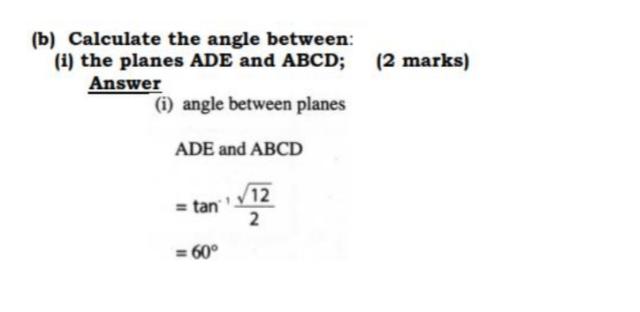 KCSE Mathematics Past Paper 2 2016: Free Tips 15