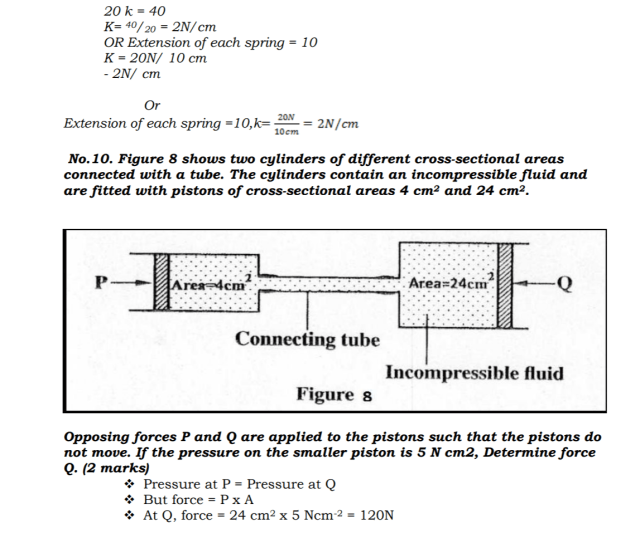 KCSE Physics Past Paper 1 2016: Best Free Study 11