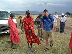 Maasai Volunteer Program - volunteering in Masai.