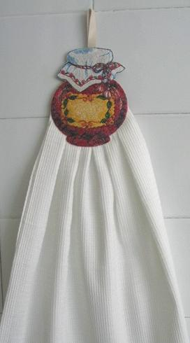 Towel Topper  Advanced Embroidery Designs