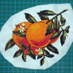 Kitchen Knife Magnet Cabinet Drawer Inserts Embroidered Fridge Magnets - Advanced Embroidery Designs