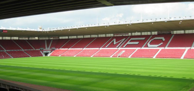 stadio middlesbrough