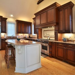 Alder Kitchen Cabinets New Orleans Clear  And Bath