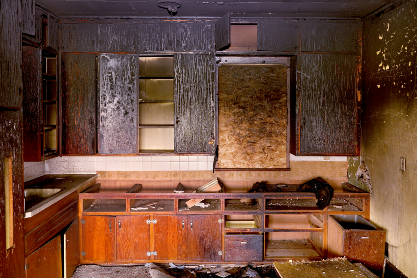Image result for Fire Damage Restoration  Istock