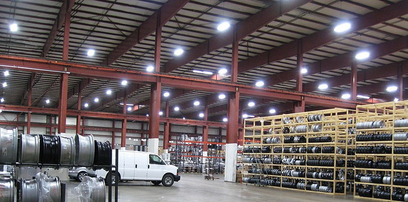 lighting for commercial and industrial