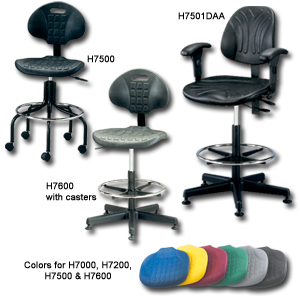 Industrial Office Chairs Bevco  Biofit Industrial Chairs
