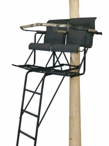 best lightweight hunting chair wingback wicker tree stands 2018: climbing, ladder & hang on ⋆ advanced hunter