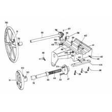 Wadkin DM/V & DM Morticer Spare Parts