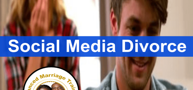 How should couples use Social Media?