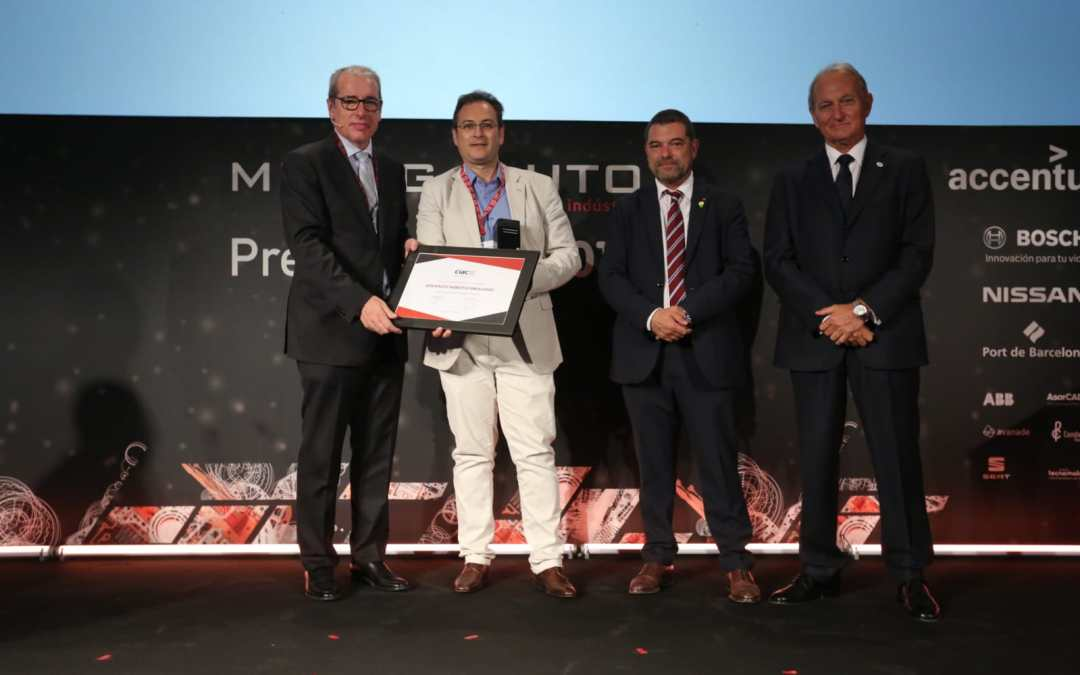 """Advanced Nanotechnologies received the CIAC Award for """"Best Innovation Strategy 2019"""""""
