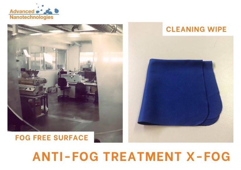 anti fog treatment