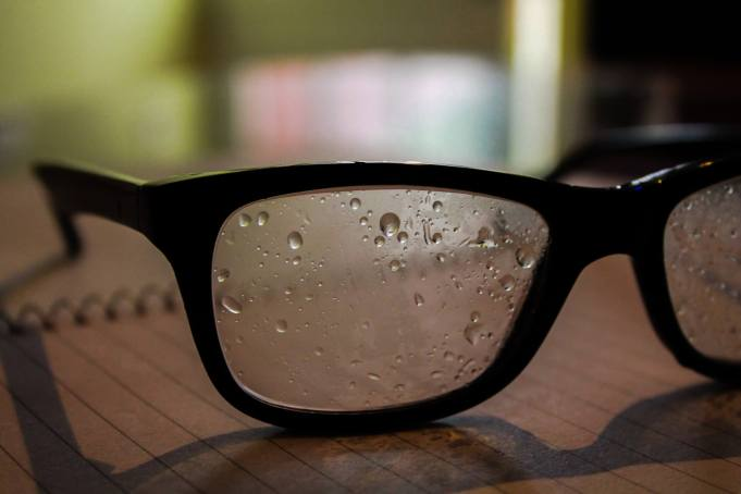 antifog glasses
