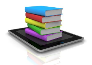 publishing books in digital ebooks or paper print