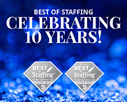 Advanced Resources Named Best of Staffing® Client and Talent Award Winner for Tenth Consecutive Year - Advanced Resources