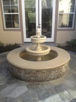 ORIGINAL Solid Color Concrete Stain (color not disclosed)