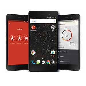 Blackphone 2 incl. 100 SW