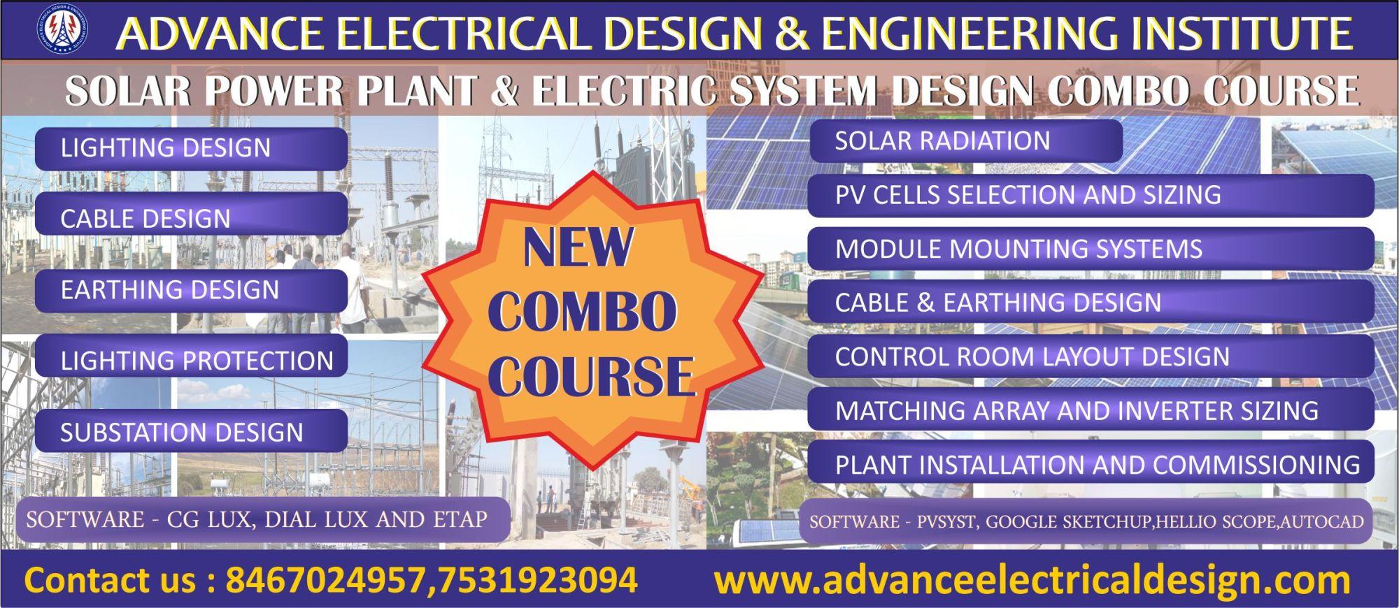 hight resolution of electrical solar design engineering course electrical system design course solar power plant design