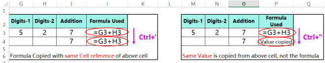 "Ctrl+'(Single quotation) and Ctrl+"" (Double quotation)"