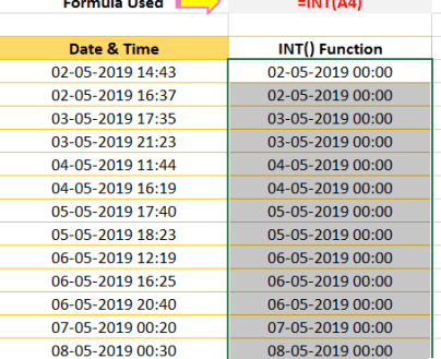 WHY DATE FORMAT NOT CHANGING IN EXCEL-8