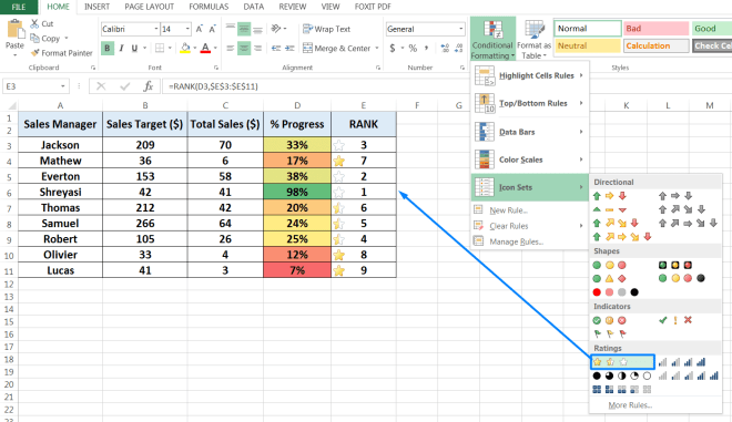 06 Examples of Excel Conditional Formatting_25