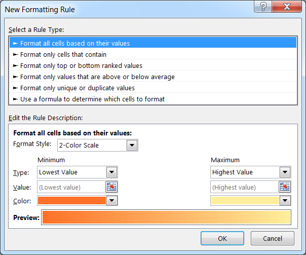 06 Examples of Excel Conditional Formatting_32