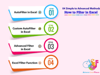 04 Simple to Advanced Methods_How to Filter in Excel_AEF