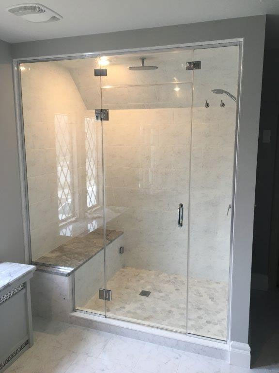 Advance Glass Custom Shower  Bath Glass  Glass Showers