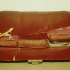 Getting Rid Of A Sofa Top Grain Vs Full Leather Couch And Removal - Advance Junk