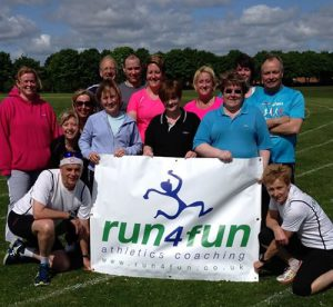 run4fun beginners groups