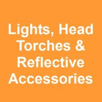 Lights, Head Torches and Reflective Accessories