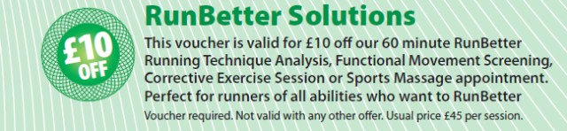 RunBetter Solutions Reward