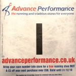 Race Number £5 voucher